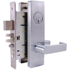 Commercial Door Lock Change - Lamar Locksmith